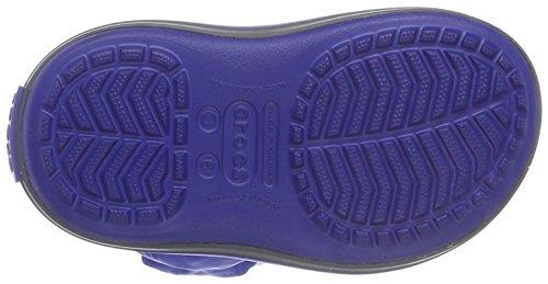 De Azul Winter cerulean Niños Para Boot Grey Kids light Crocs Blue Nieve Puff Botas Unisex xATqdXv