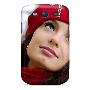 Snap-on Case Designed For Galaxy S3- Sensual Make Up For