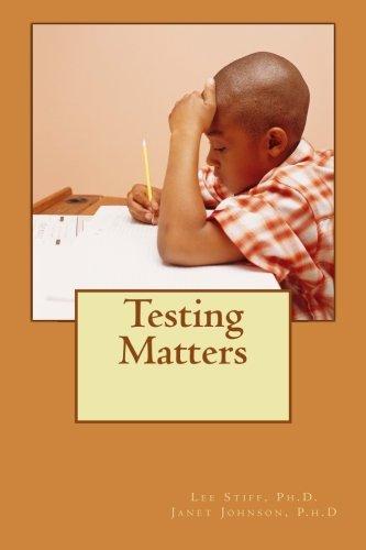 Read Online Testing Matters (School Year 2015-2016) pdf