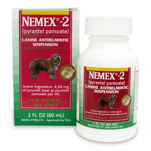 Nemex-2 Wormer 2oz, My Pet Supplies