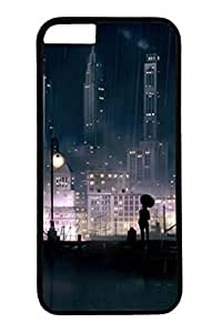 City Sights 15 Slim Hard Cover Case For Samsung Note 4 Cover PC Black Cases