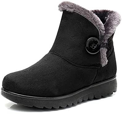 Amazon.com | Winter Boots for Women Snow Boots for Women