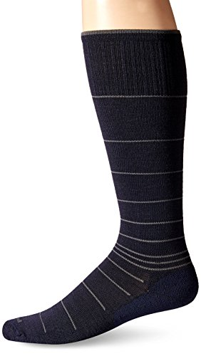 Sockwell Men's Circulator Graduated Compression Socks Ideal for Travel Sports Prolonged Sitting Standing Reduces Swelling