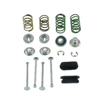 carlson quality brake parts h4067 2 drum brake hardware kit automotive. Black Bedroom Furniture Sets. Home Design Ideas