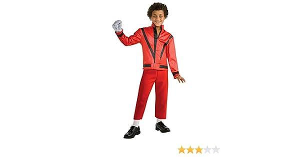 Desconocido Chaqueta de Michael Jackson (Thriller) para niño