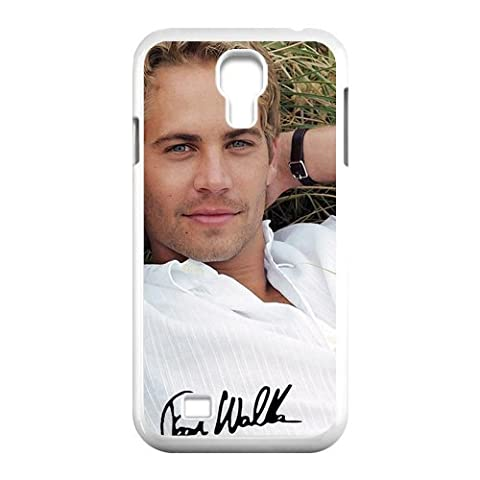 DiyCaseStore Hot Actor Paul Walker Samsung Galaxy S4 I9500 Hard Case Cover Protector Gift Idea (One Direction Ipod 5 Custom Case)