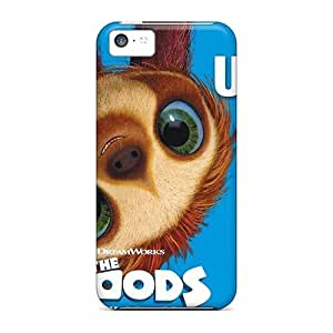 CharlesPoirier Iphone 5c Shockproof Hard Cell-phone Case Custom Colorful The Croods Image [HGh7321qhHp]