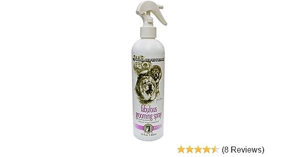 Hair Sprays Amazon Com 1 All Systems Fabulous Grooming Spray 12 Oz By Thepetstop
