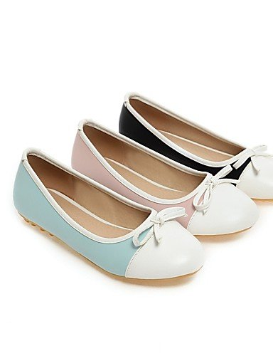 Chaussures Couleurs Appartements Cn41 Pdx Uk7 femme Disponibles Blue Plus Plat Rond us9Eu40 Talon Bout De 54cRqjL3A