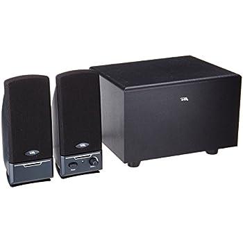 Amazon.com: Cyber Acoustics OEM 3 Pc Subwoofer System