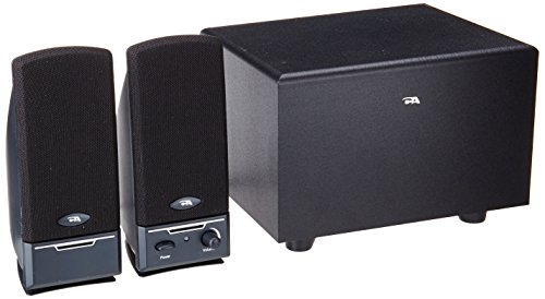 Cyber Acoustics Oem 3 Pc Subwoofer System by Cyber Acoustics