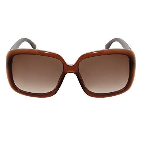 Marc Jacobs Croc (MARC BY MARC JACOBS MMJ332 YH8D8 Women's Sunglasses - Brown/Croc)