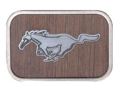 Mustang Belt Buckle - 7