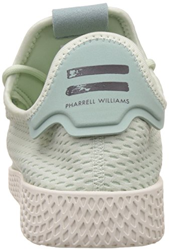 adidas Originals PW Tennis HU Mens Trainers Sneakers (UK 3.5 US 4 EU 36, Linen Green CP9765) by adidas (Image #2)