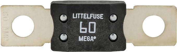 2 Mega Fuses 60 Amp