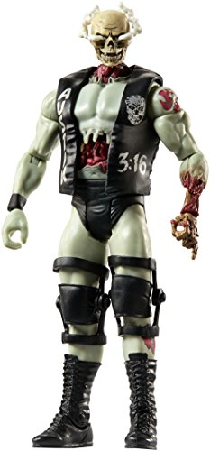 WWE Zombies Stone Cold Steve Austin Figure (Stone Cold Action Figure)