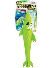 Prime Time Toys Diving Masters Sharkpedo, Shark Pool toypedo, Underwater Glider Toy, Torpedo Green