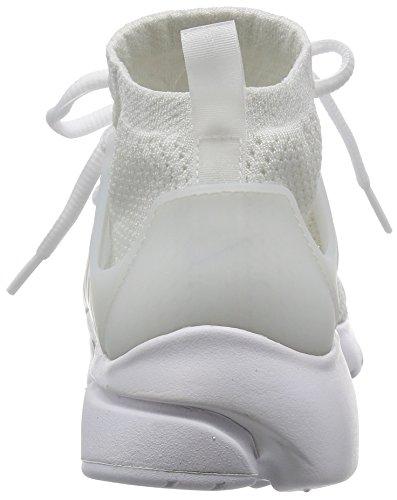 NIKE Womens Air Presto Flyknit Ultra Running Shoe White VoABVKR7