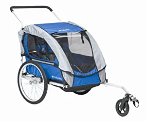 Amazon.com : Columbia Bike Buggy Trailer and Stroller ...