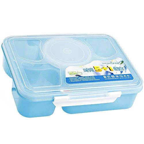 5 Compartment Bento Box - 6