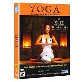 Fitness for Women   Yoga – Recovery & Rejuvenation (2010) (Heal with Lara) by Lara Dutta