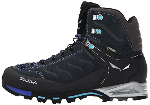 Pictures of Salewa Women's WS MTN Trainer Mid Carbon/River Blue 5