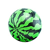 Yevison Balloon Watermelon Inflatable Ball Beach Ball PVC Watermelon Ball Swimming Pool Water Game Fit For Children Beach Summer Party Adorable Quality and Practical