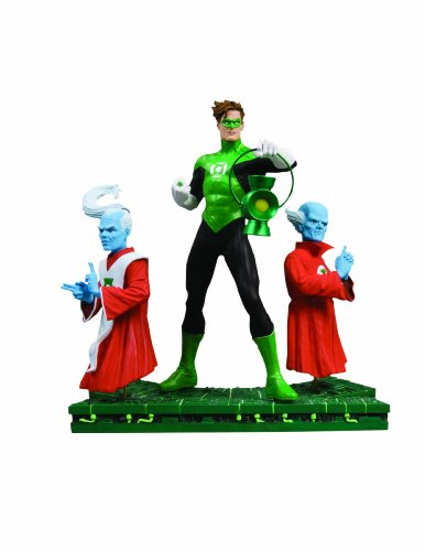 DC Direct Green Lantern: Legacies Multi-Part Statue: Part 1: Hal Jordan and Guardians of the Universe