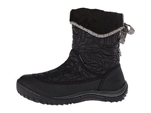 Jambu Women's Avalanche Vegan Slouch Boot, Black, 6 M US