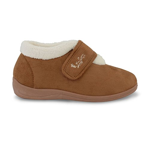 Zapatos marrones Dunlop para mujer QoMLdmQzq4