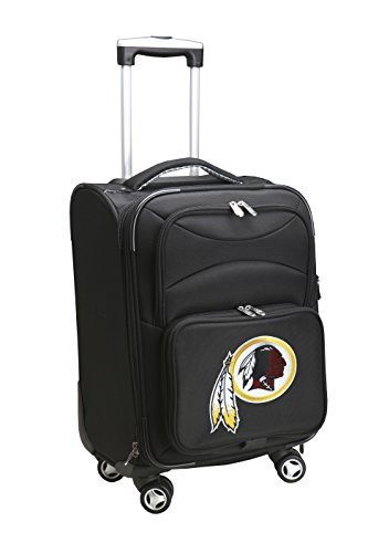 NFL Washington Redskins Mojo Spinner Carry On Suitcase