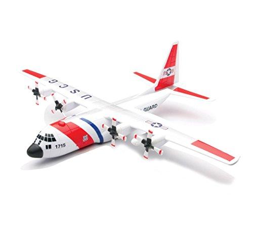 New Ray 20617 1/60 Lockheed C-130 Hercules (Us Coast Guard Aircraft)