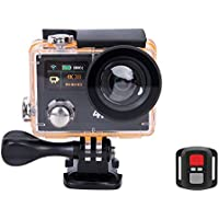 G-raphy H8R Ultra HD 4K Waterproof Action Camera Sony IMX078 Sensor 360 VR 2 Screen 0.95 Status Screen