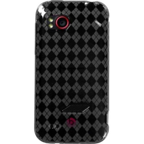 Argyle Pane Candy Skin Cover for HTC ADR6425 (Argyle Candy Skin Cover)