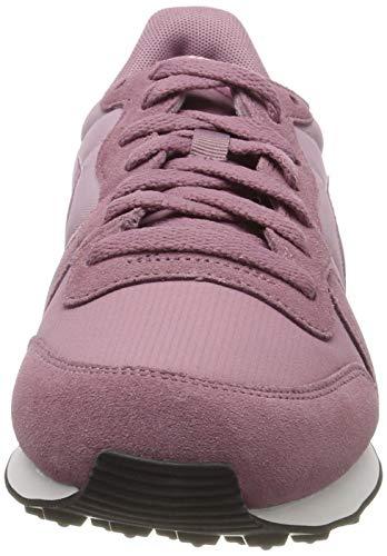 plum Internationalist Wmns plum 501 Dust Rosa Zapatillas Para Running Chalk black Mujer De Nike Z8wq46xHH