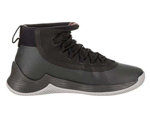 university Scarpe da Ultra Jordan Basket Red Black 002 897998 Nike Uomo anthracite 2 Fly aHzXqI