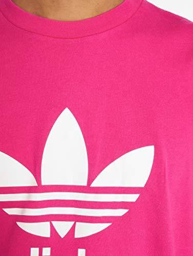 T Homme Trefoil Adidas Pull Sans Manche Rose shirt O5zwx