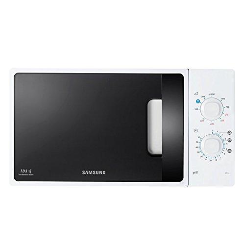Samsung ge71 a Microondas grill 20 L blanco: Amazon.es: Hogar