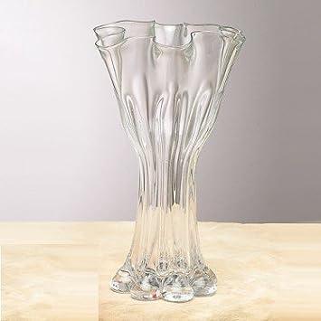 Amazon 11 Flared Hourglass Vase Home Kitchen