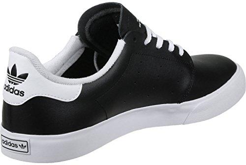 adidas Seeley Court, Scarpe da Ginnastica Uomo, Nero (Negbas/Ftwbla/Ftwbla), 40 EU