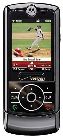 amazon com motorola rizr z6tv black phone verizon wireless phone rh amazon com Motorola 2-Way Radio Manual Motorola RAZR V3 Manual