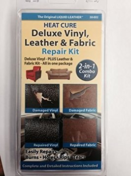 Liquid Leather Pro Leather and Vinyl Repair Kit, As Seen On TV, New ()