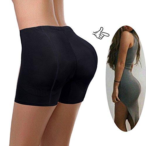 FUT New Body Shaper Underwer Butt Lifter Hip Enhancer Padded Seamless Panty Boyshort