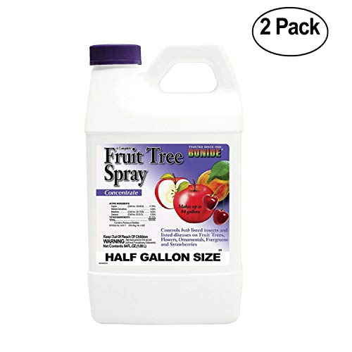 (Fruit Tree Spray Concentrate - 204 - Bci,1/2 Gallon(64OZ) - Pack Of 2)