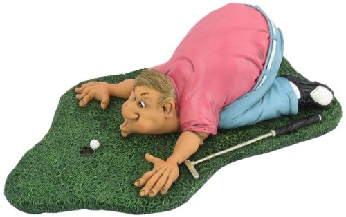 Golfer Collectible - 5