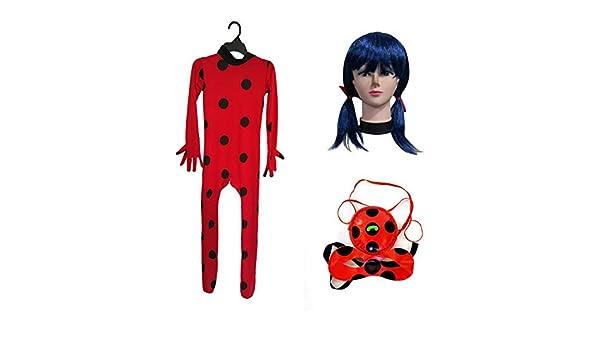 ZHANGSDJ Costumi Natalizi Traje De Navidad Disfraces De Ladybug ...