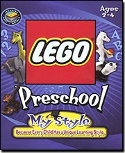 Lego Preschool My Style CD-ROM