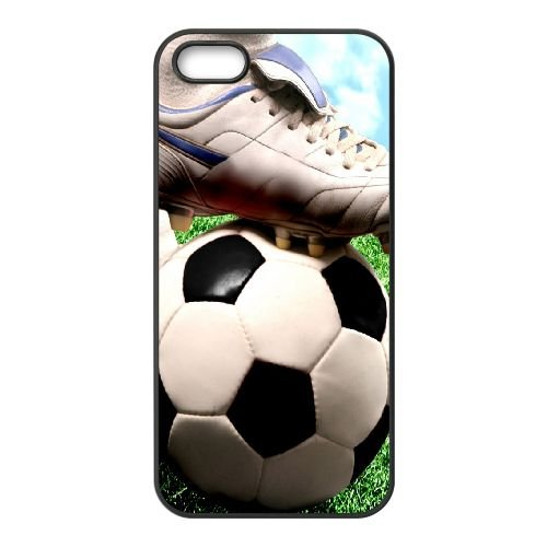Ball Boot Lawn Sky 24888 coque iPhone 4 4S cellulaire cas coque de téléphone cas téléphone cellulaire noir couvercle EEEXLKNBC23308
