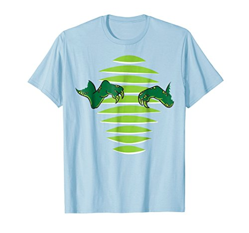 Funny Dinosaur Costume Shirt Halloween Easy DIY Outfit Gift ()