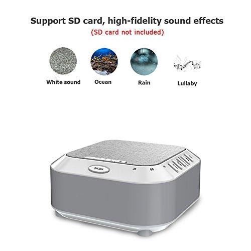 per Machine Baby Sleep Support SD Player Baby &